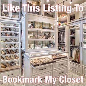 Bookmark my closet! 🌸 3/$25 Bundle SALE!